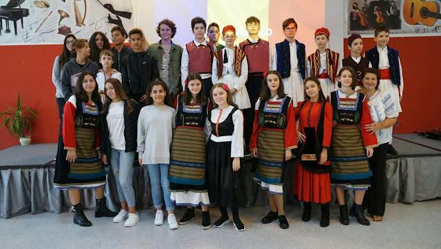 Μαθητές του 1ου Γυμνασίου Ναυπλίου στο Βουκουρέστι για την πολυδιάστατη προσωπικότητα του Ιωάννη Καποδίστρια
