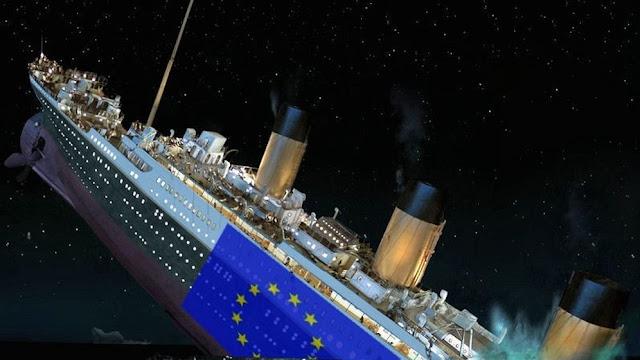 ΕΕ, όπως λέμε Τιτανικός… Με παγόβουνο την Τουρκία
