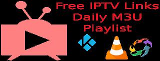 Free Daily M3U Playlist 13 December 2017