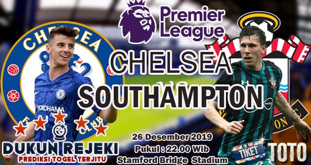 Prediksi Chealsea vs Southampton 26 Desember 2019