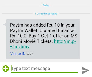 paytm old users offer