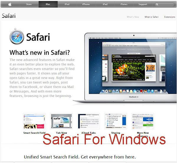 Download Safari cho Windows 7/8/10 (64bit) miễn phí mới nhất 2021 b