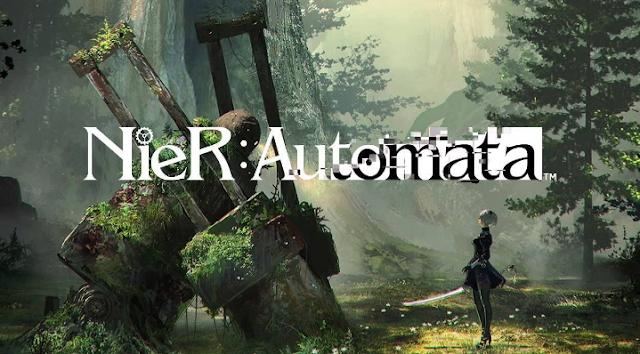 ناير: أوتوماتا - Nier: Automata