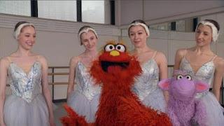 Murray and Ovejita, the people in your neighborhood Ballet Dancers. Sesame Street Episode 4323 Max the Magician season 43