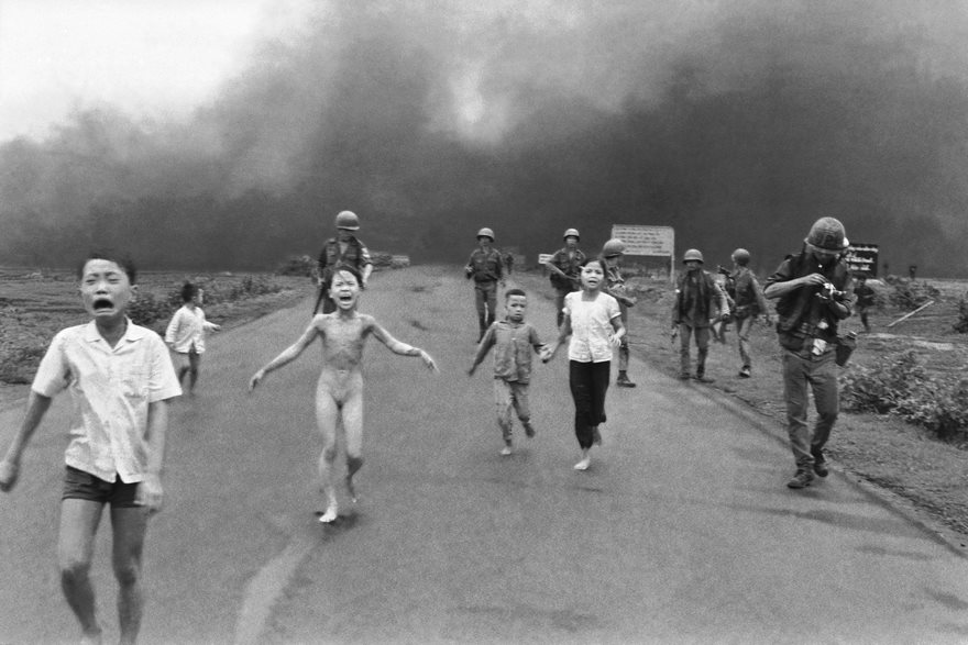 #1 The Terror Of War, Nick Ut, 1972 - Top 100 Of The Most Influential Photos Of All Time