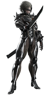 Metal Gear Solid 4 Raiden Ninja