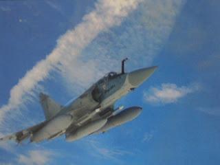 ΕΚΤΑΚΤΟ : Πτώση Mirage 2000 της Πολεμικής Αεροπορίας