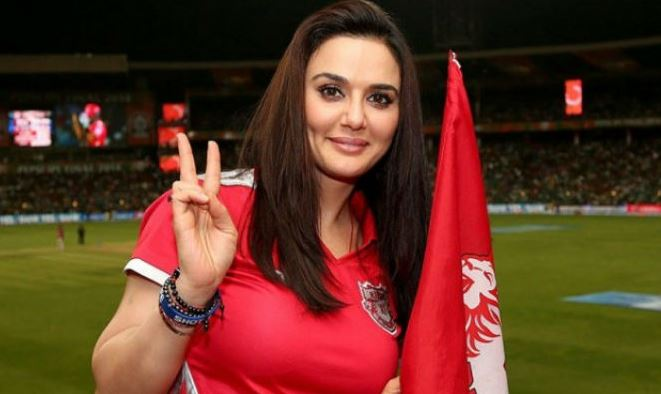 IPL 2017 Preity Zinta Hot images, Pictures, Photos