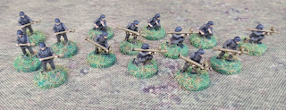 German anti-tank infantry by Plastic Soldier Company