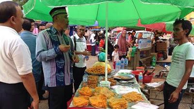 """Walikota Berpesan Kepada Pedagang 'Urang Awak' di Jambi; """"Baik-baik Berdagang di Rantau Orang"""""""