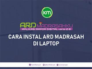 Cara Install VDI ARD Madrasah 2019 di Laptop