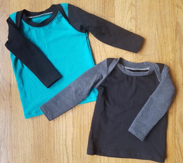 handmade baby shirts | DevotedQuilter.com