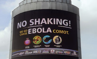 The state government has advised Lagosians in Nigeria  to be at alert and be mindful over Ebola