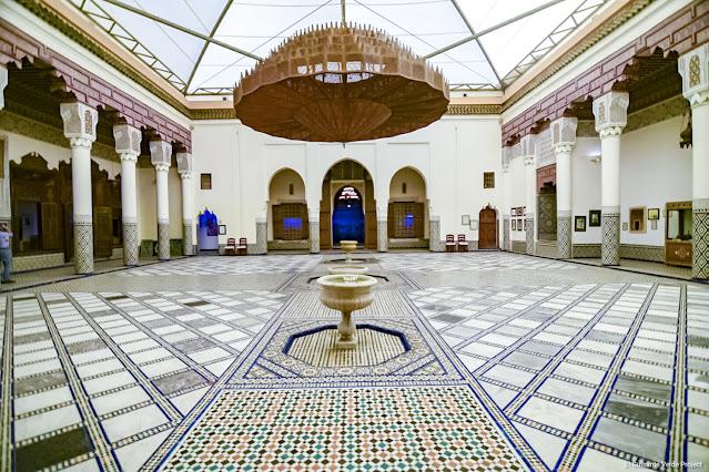 Museo de Marrakech, por El Guisante Verde Project