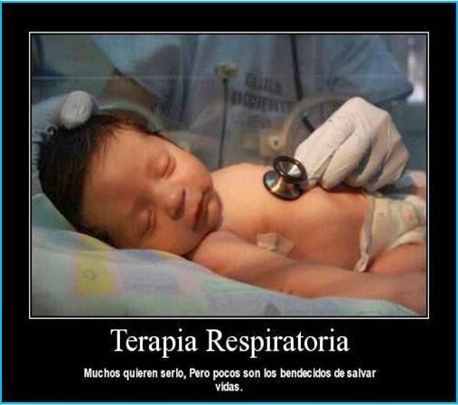 TECNICAS DE TERAPIA RESPIRATORIA