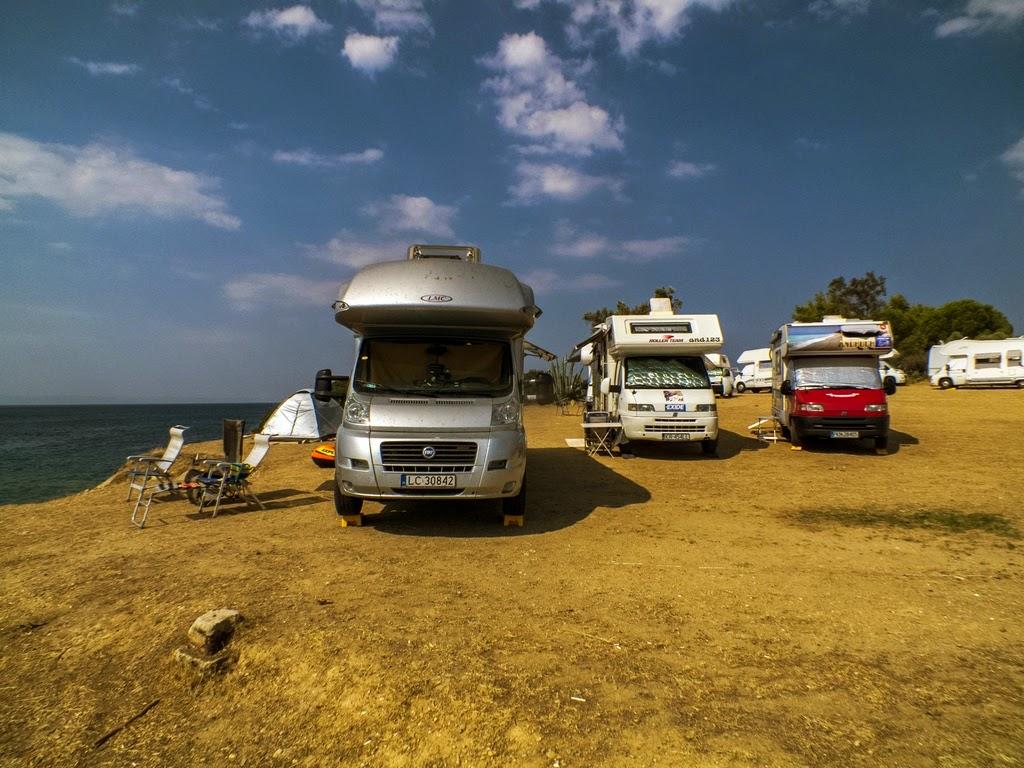 Pełne podłączenie camping w wv