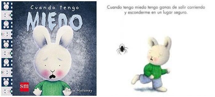 cuentos libros infantiles sobre el miedo