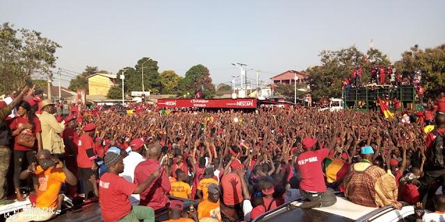 Guinée/Conakry : Acte 5 du FNDC, les femmes interpellent le président à renoncer à son projet de troisième mandat