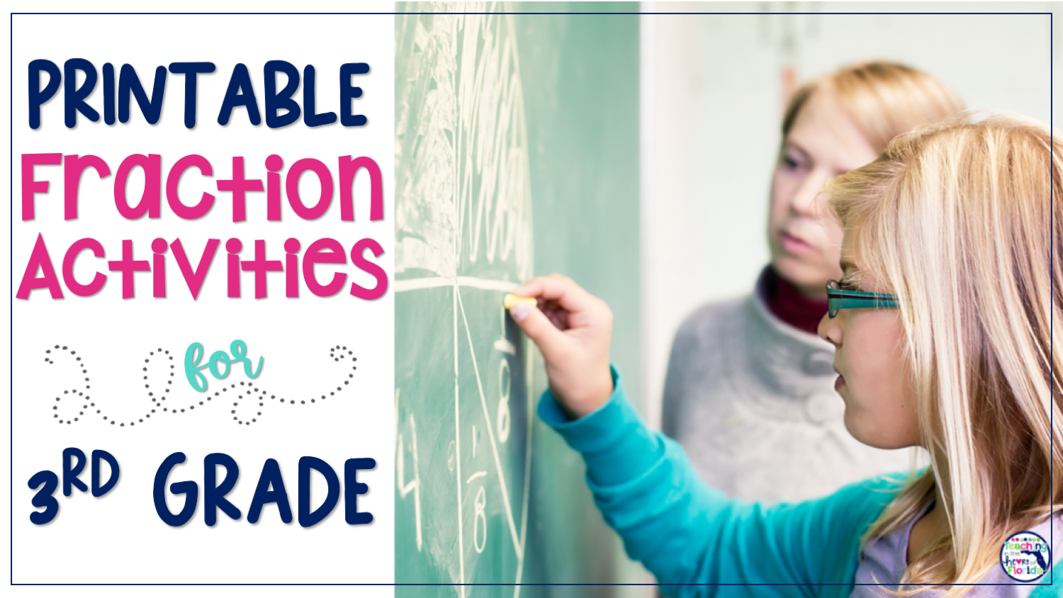 Printable Fraction Activities For 3rd Grade