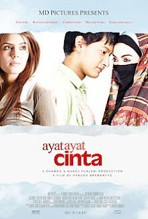 Download Film Ayat-Ayat Cinta (2009) DVD-Rip