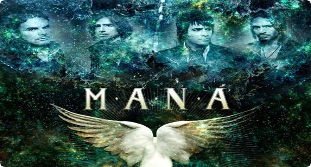 Concierto de Maná en Madrid