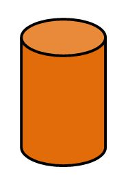 Learning Ideas - Grades K-8: Geometry - What is a Cylinder?