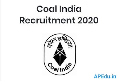 Coal India Recruitment 2020 Apply Now. 6600 Posts.