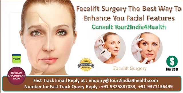 Facelift Surgery The Best Way To Enhance You Facial Features