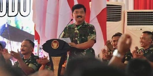 Jejak Dokter Pemfitnah Panglima TNI Marsekal Hadi Tjahjanto