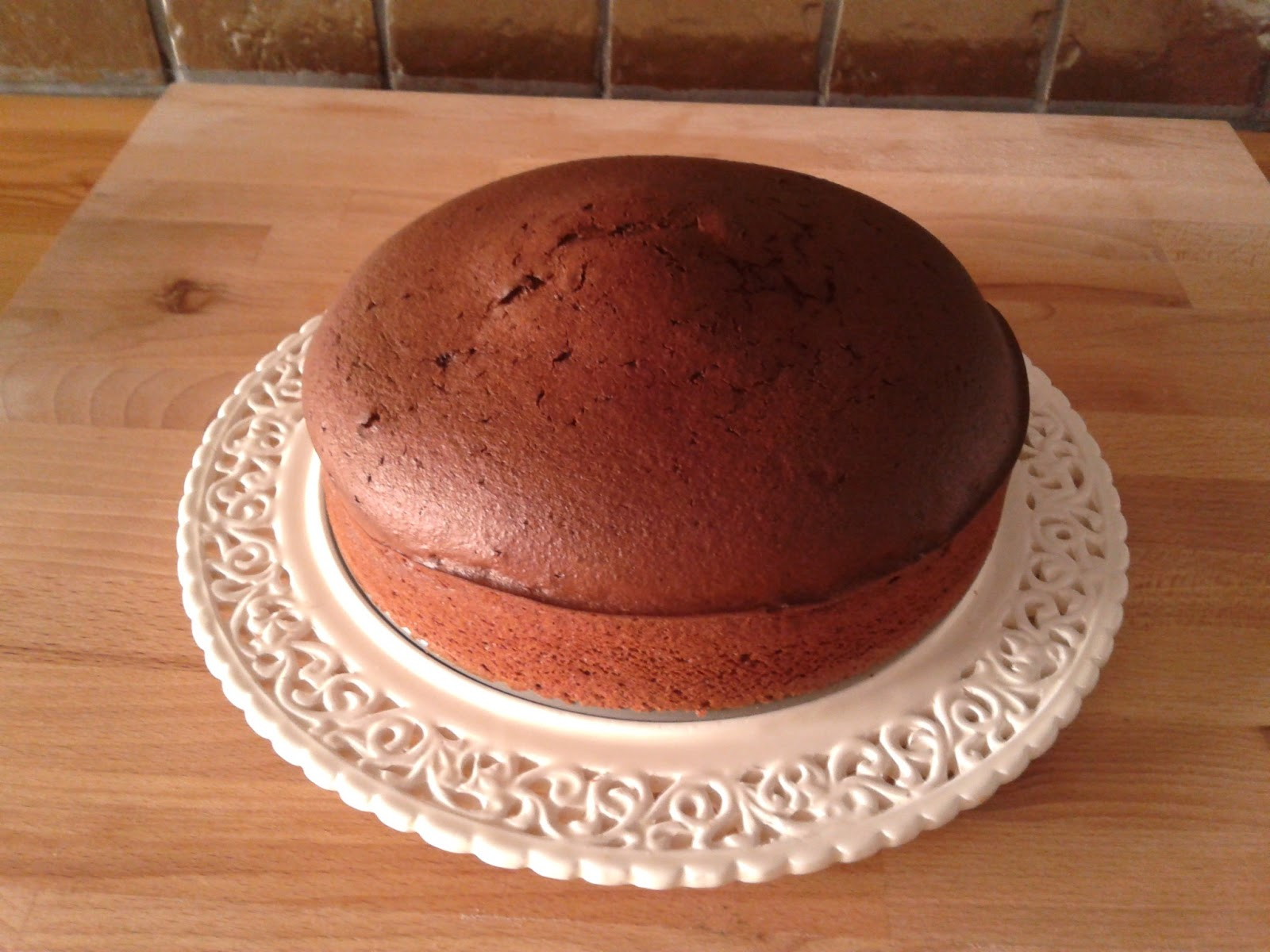 Thermomix Chocolate Almond Meal Cake