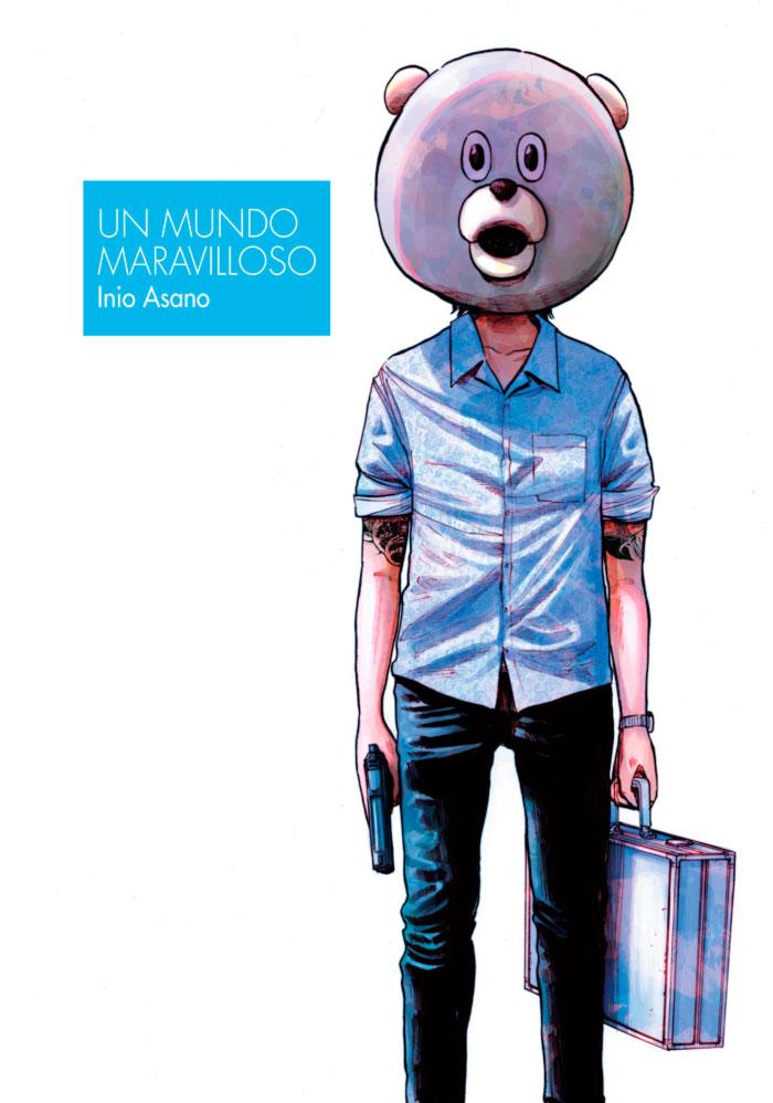 Un mundo maravilloso (Subarashii Sekai) manga - Inio Asano - Norma Editorial