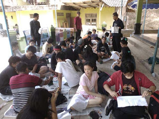 Pelatihan Batik sekolah