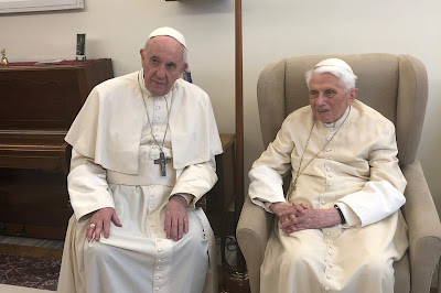 Francis and Benedict
