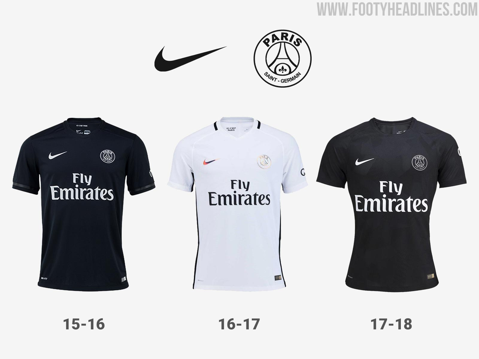 8ff2f54d4 No design specifics of the Paris Saint-Germain 18-19 third kit are known at  the moment