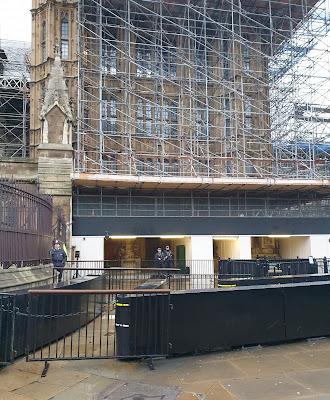 Проводящаяся реставрация – самая большая за всю историю Биг-Бена