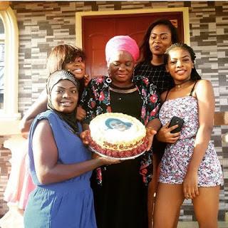 yinka quadri wife and daughters