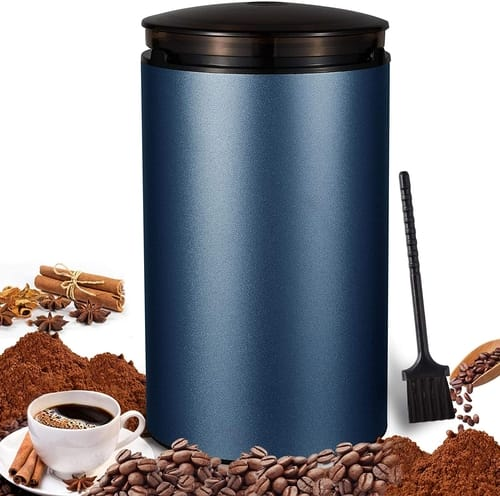 NO-BRANDED Portable Electric Coffee Spice Grinder
