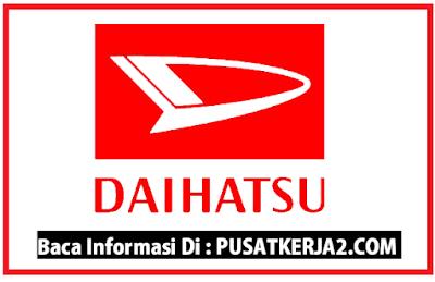 Lowker S1 Sistem Informasi Jakarta Oktober 2019 PT Astra Daihatsu
