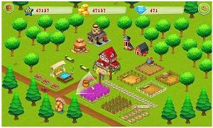 Game pertanian offline terbaik pada android
