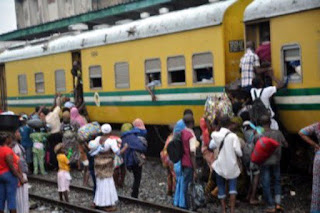 Hundreds of passengers stranded at Lagos terminal