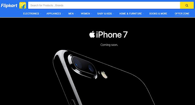 Apple Tied Up with Flipkart to Sell its Mobiles Online