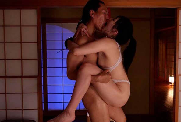SDAB-138 Eng Sub Thick Kissing SEx With A Middle Aged Man