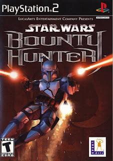 Star Wars Bounty Hunter (PS2) 2008
