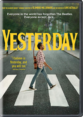 Yesterday [2019] [DVD R1] [Latino]