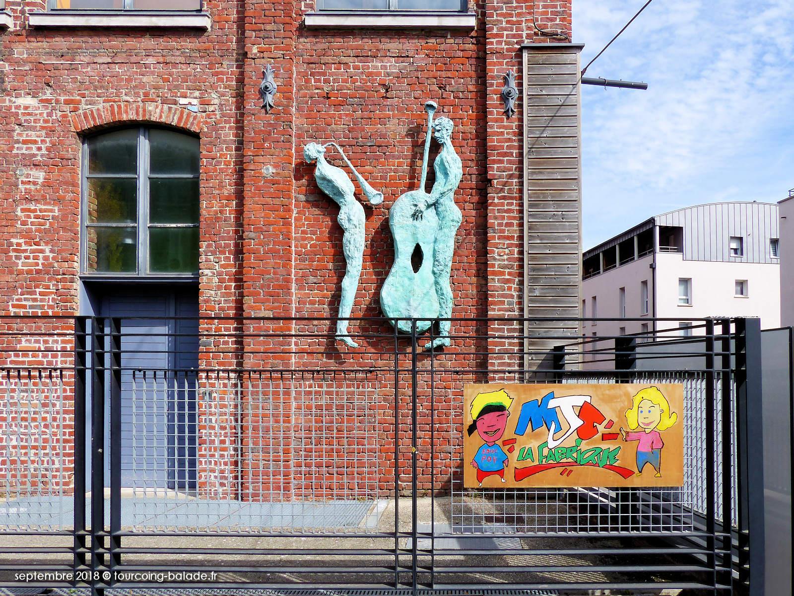 MJC La Fabrique, Tourcoing 2018