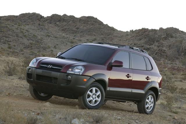 Hyundai Tucson supera 1 milhão de vendidos nos EUA