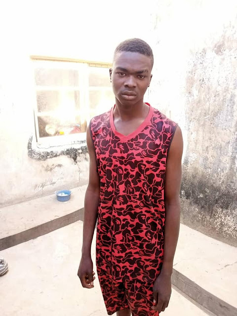 Man arrested for cutting off a 6yr old girl private part in Bauchi state