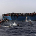 Photos: 28 bodies recovered, 4650 migrants including children rescued off the Libyan coast