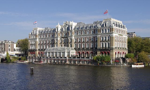Movimentação de turistas e hospedagem em Amsterdã em fevereiro