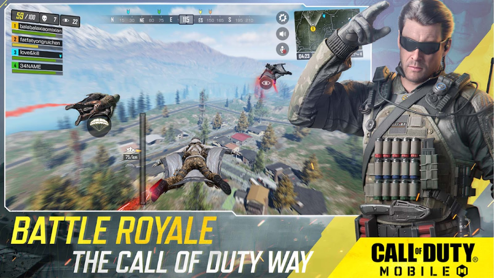 Call of duty mobile version image